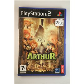Arthur and the Minimoys (CIB)