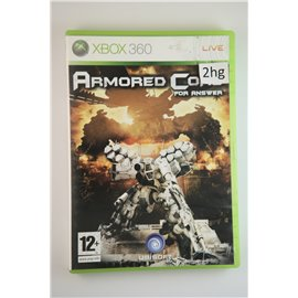 Armored Core for Answers