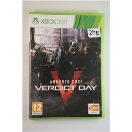 Armored Core: Verdict Day (CIB)