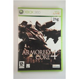 Armored Core 4 (CIB)