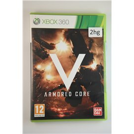 Armored Core V (CIB)