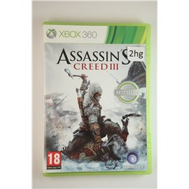 Assassin's Creed III (CIB)