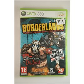 Borderlands Twee Uitbereidingen