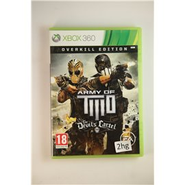 Army of Two Overkill Edition