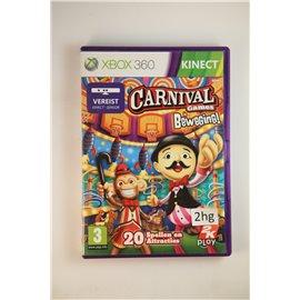 Carnival games In Beweging