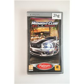 Midnight Club L.A. Remix (Platinum)