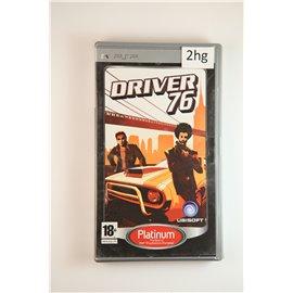 Diver 76 (Platinum)