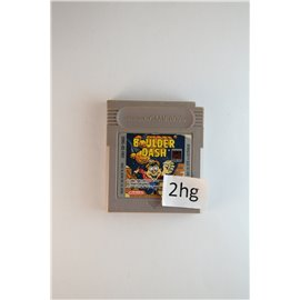 Boulder Dash (losse cassette)