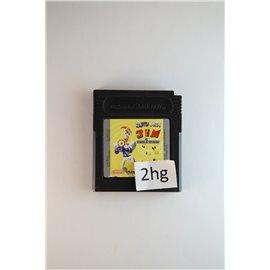 Earthworm Jim Menace 2: The Galaxy (losse cassette)