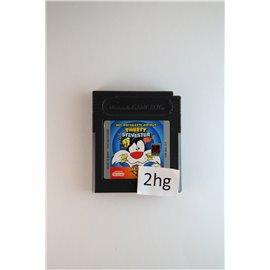 Tweety & Sylvester Het Ontsnapte Ontbijt (losse cassette)
