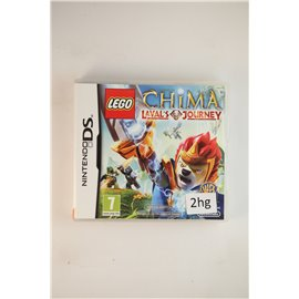 Lego Chima: Laval's Journey