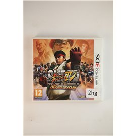Street Fighter IV: 3D Edition
