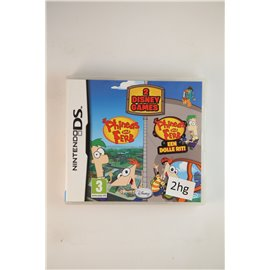 Disney's Phineas and Ferb & Phineas and Ferb: Een Dolle Rit