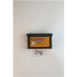 Donkey Kong Country 2 (losse cassette)