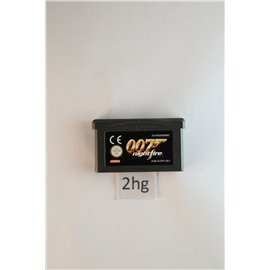 James Bond 007: Nightfire (losse cassette)