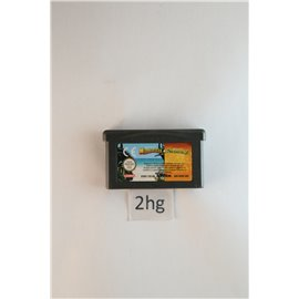 2 in 1: Madagascar en Shrek 2 (losse cassette)