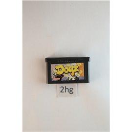 Dogz (niet origineel, losse cassette)