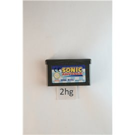 Sonic Advance (losse cassette)