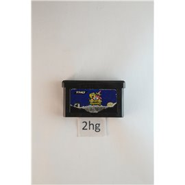Spongebob Squarepants (slechte sticker losse cassette)