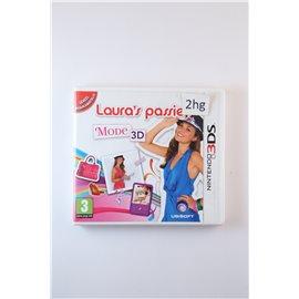 Laura's Passie: Mode 3D