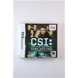 CSI: Crime Scene Investigation Dark Motives