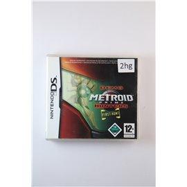 Demo Metroid Prime Hunters: First Hunt