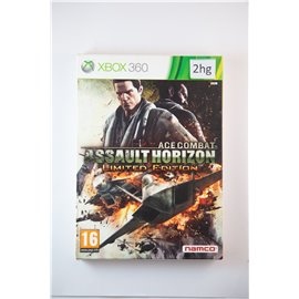 Ace Combat: Assault Horizon Limited Edition