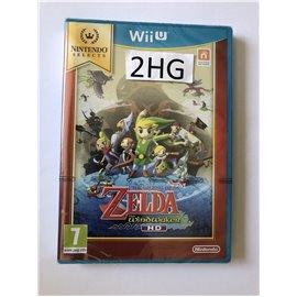The Legend of Zelda: The Windwaker HD (new)