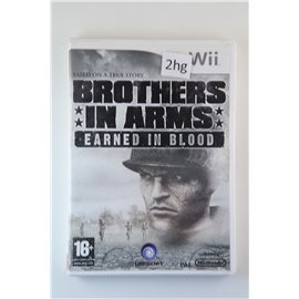 Brother in Arms: Earned in Blood
