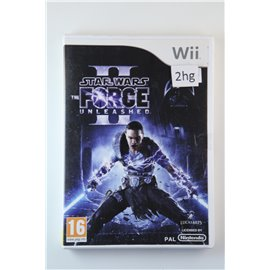 Star Wars II Force Unleashed