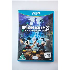 Disney Epic Mickey 2 : The Power Of two