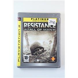 Resistance Fall Of Men (platinum)