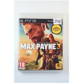 Max Payne 3 (CIB)