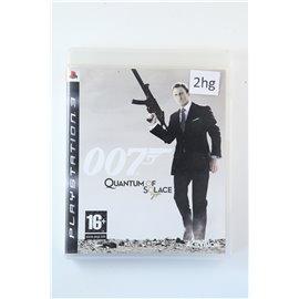 James Bond 007: Quantum of Solice
