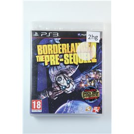 Borderlands The Pre-sequal