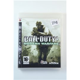Call of Duty 4 Modern Warfare (los spel)