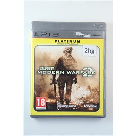 Call Of Duty Modern Warfare 2 (Platinum)