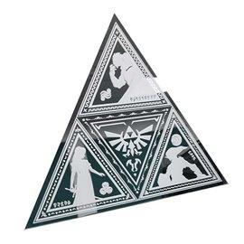 Zelda Tri Force Mirror