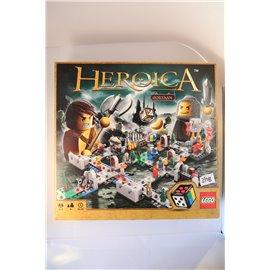 Lego 3860 Heroica Fortaan