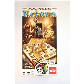 Lego 3855 Ramses Return