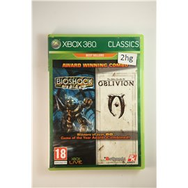Bioshock & The Elder Scrolls IV: Oblivion (Best Sellers)