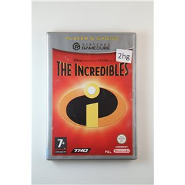 Disney's The Incredibles (Player's Choice)