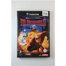 Disney's The Incredibles: De Opkomst van de Ondermijner