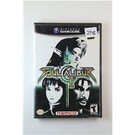 Soul Calibur II (USA)