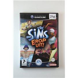 The Sims Erop Uit