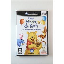 Disney's Winnie de Pooh en het Knaagje in zijn Maagje
