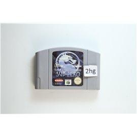 Mortal Kombat Mythologies: Sub Zero (losse cassette)