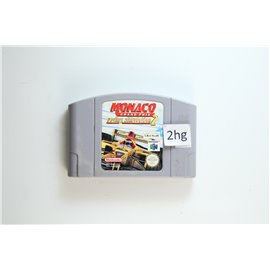 Monaco Grand Prix Racing Simulation 2 (losse cassette)