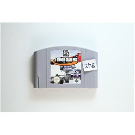 F-1 World Grand Prix (losse cassette)