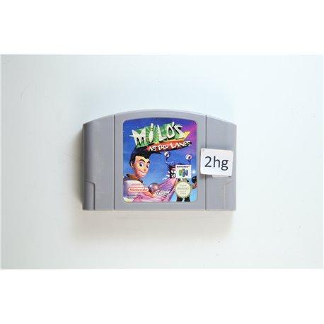 Milo's Astro Lanes (losse cassette)